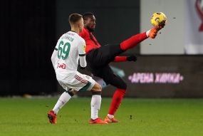 FC Khimki 3-2 Lokomotiv
