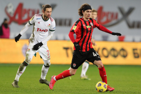 Химки 3:2 Локомотив