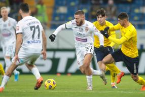 Ростов 1:3 ЦСКА