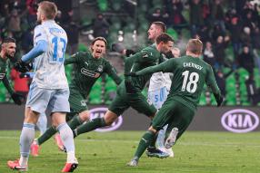 FC Krasnodar 2-3 Dinamo Zagreb
