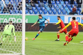 Зенит 1:2 Арсенал