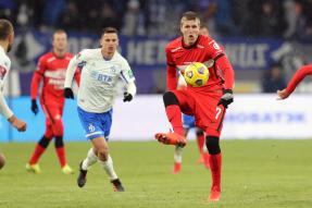 Динамо 2:0 Спартак