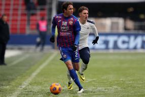 CSKA 2-0 SKA-Khabarovsk
