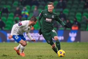 FC Krasnodar 1-2 FC Sochi