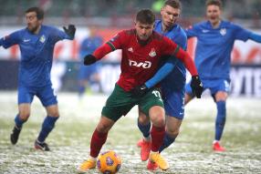 Локомотив 3:0 Тамбов