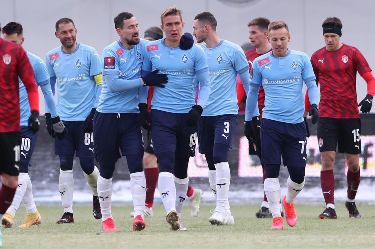 Александр Гацкан, Владимир Полуяхтов, Егор Голенков