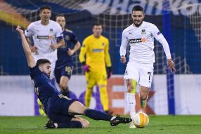 Динамо Загреб 1:0 Краснодар