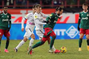 Локомотив 2:0 ЦСКА