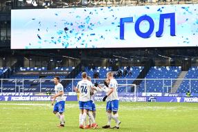Динамо 2:0 Тамбов