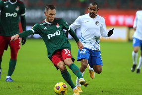 Локомотив 3:1 Сочи
