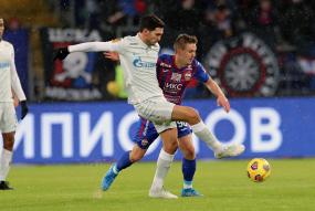 CSKA 2-3 Zenit