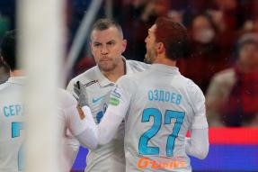 ЦСКА 2:3 Зенит