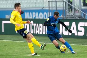 Ротор 0:4 Ростов