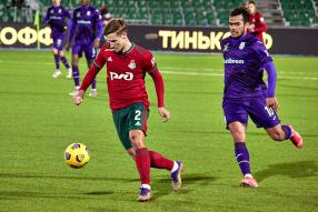 Уфа 0:1 Локомотив