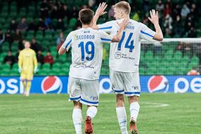 Краснодар 2:3 Динамо