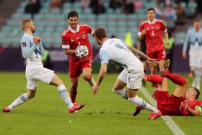Россия 2:1 Словения
