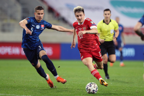 Словакия 2:1 Россия