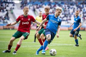Ротор 0:2 Локомотив
