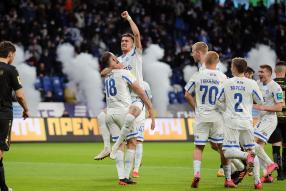 Динамо 4:0 Уфа