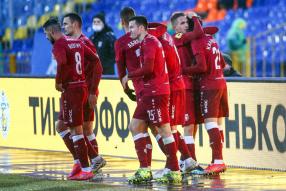 Rubin 1-0 FC Sochi