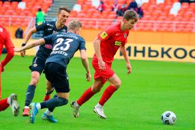 FC Tambov 1-2 CSKA