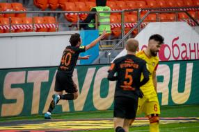Урал 2:0 Арсенал