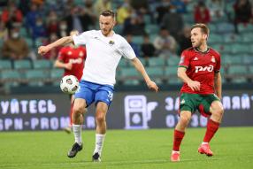 Сочи 1:3 Локомотив