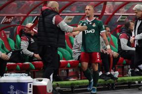Локомотив 2:0 Спартак