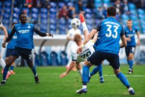 Ротор 0:3 Динамо