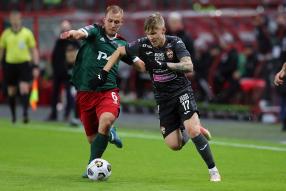 Локомотив 3:0 ЦСКА
