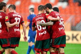 Тамбов 2:5 Локомотив