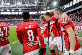 Spartak 1-0 CSKA
