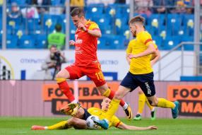 Ростов 1:0 Арсенал