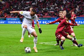 Rubin 0-1 FC Krasnodar