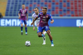 CSKA 1-1 FC Ufa