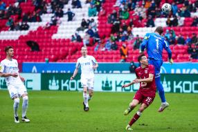 Рубин 2:0 Динамо
