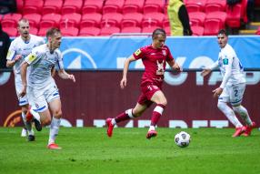 Rubin 2-0 Dynamo Moscow
