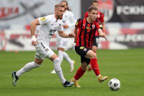 FC Khimki 1-0 Ural