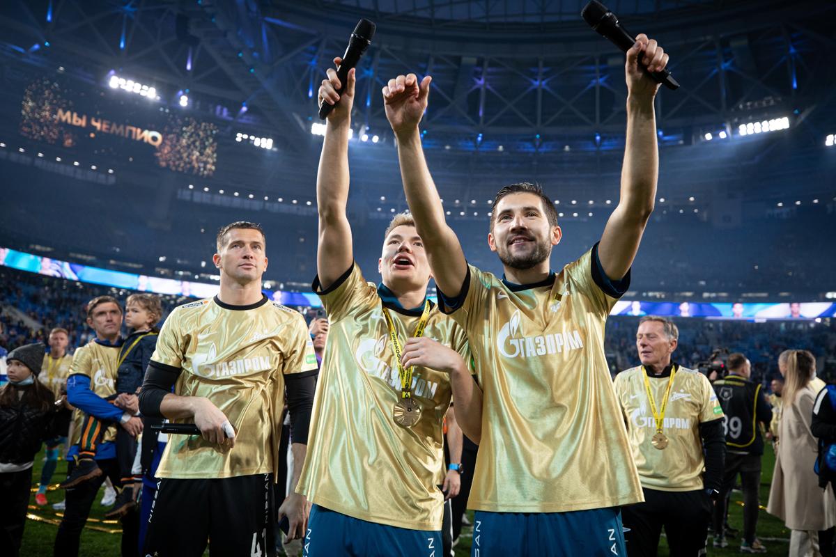 Михаил Кержаков, Алексей Сутормин, Андрей Мостовой