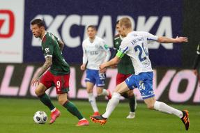 Локомотив 0:0 Динамо