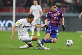 ЦСКА 3:1 Краснодар