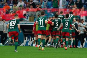 Lokomotiv 3-1 Krylia Sovetov
