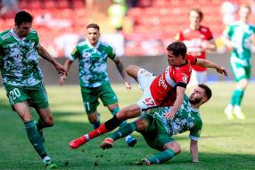 Akhmat 2-2 Spartak