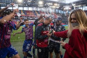 ЦСКА – победитель Молодёжного первенства-2020/21