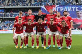 Россия 1:0 Болгария