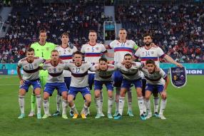 Бельгия 3:0 Россия