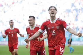 Finland 0-1 Russia