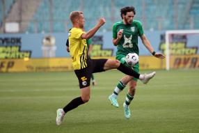 Rubin 1-0 FC Khimki