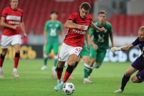 Рубин 0:4 Спартак