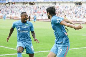 Зенит 3:0 Локомотив